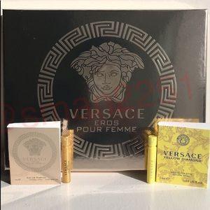 💖NEW!💖Versace 2Pc Luxury Set NEW!
